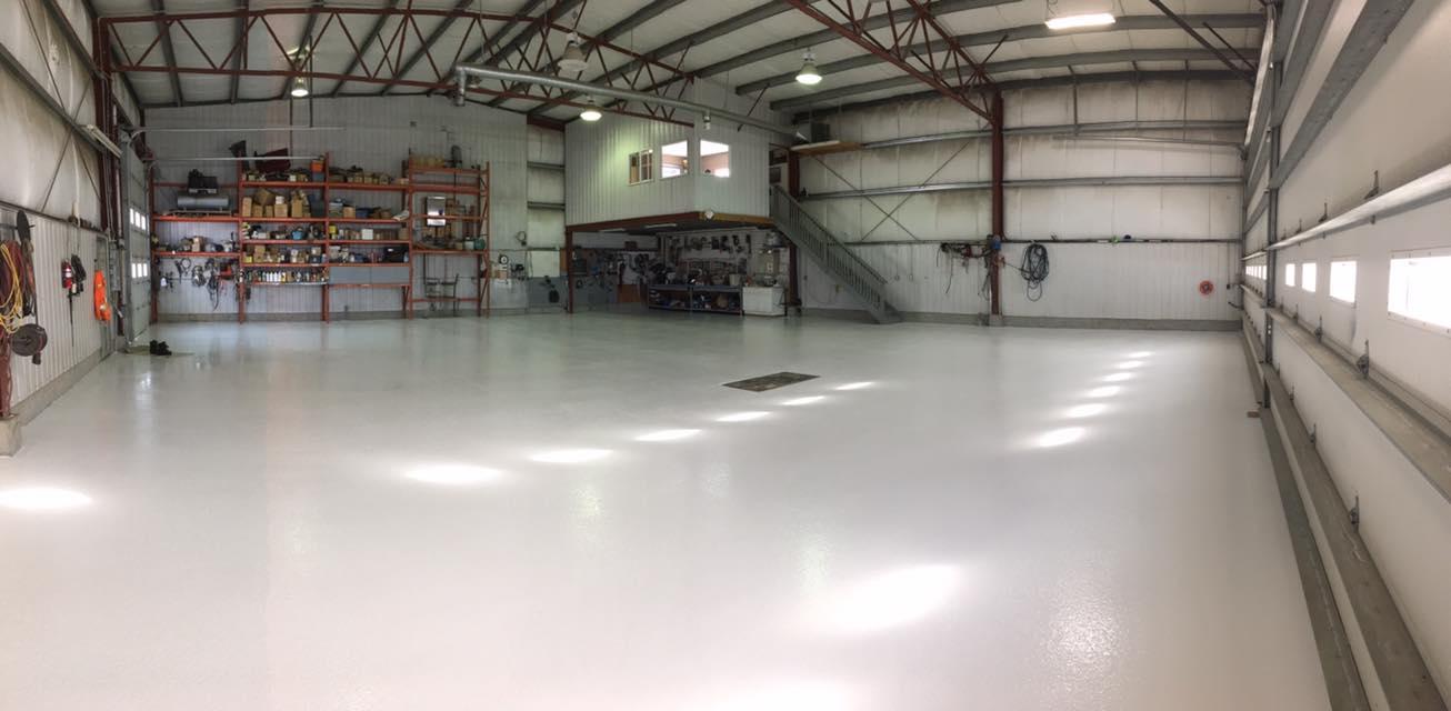 Purepoxy Quartz Floor