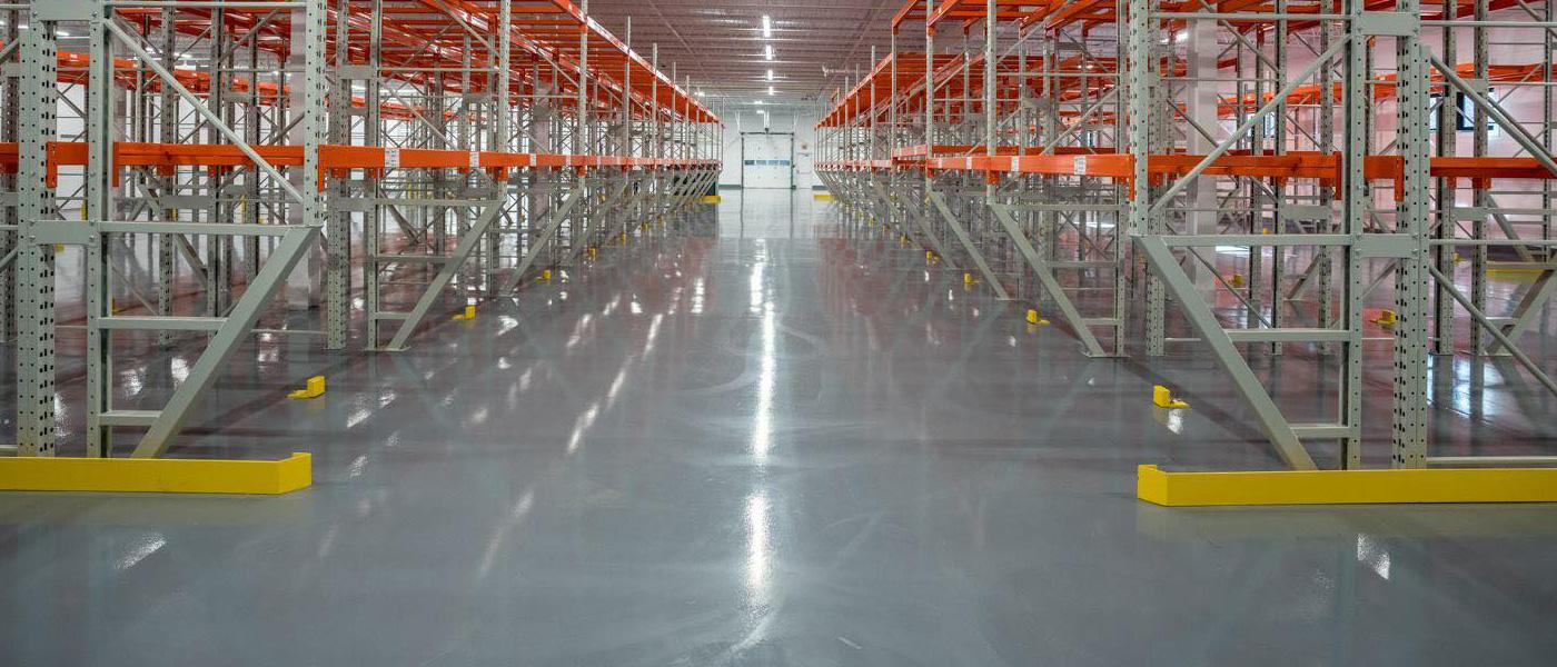 Extreme chemical resistant epoxy