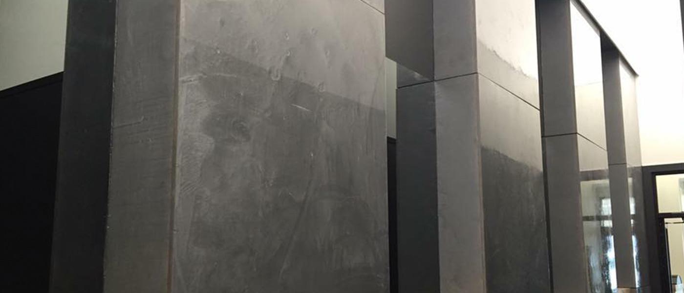 Wall epoxy system